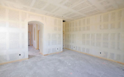 Tape, Float & Finish Drywall
